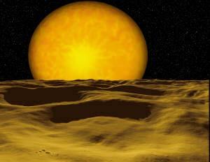 Phát hiện hành tinh nửa nóng, nửa lạnh
