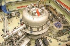 Trung Quốc thử nghiệm thành công lò phản ứng năng lượng hợp hạch