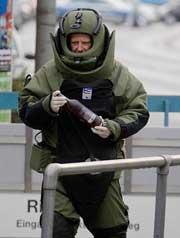 Công nghệ phòng chống khủng bố từ xa