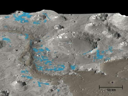 Thông tin mới nhất về sao Hỏa