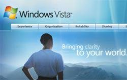 """Các sản phẩm tương thích Vista sắp """"trình làng"""""""
