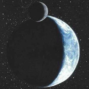 Mặt Trăng, nhân chứng quý giá về những bí ẩn của hệ Mặt Trời