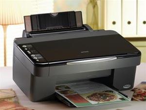 Epson giới thiệu hệ thống mực in có thể thay màu mực