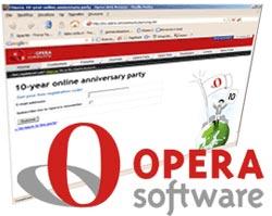 Opera tích hợp công nghệ chống phishing cho trình duyệt mới