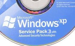 Microsoft hoãn Windows XP SP3 tới năm 2008