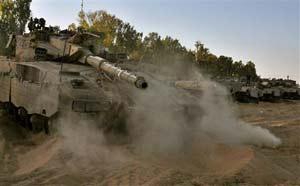 Israel dùng vũ khí hóa học ở Libăng
