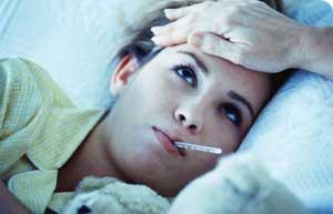 Cơ chế gây sốt ở người