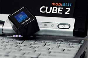Nghe nhạc với 'xúc xắc' MP3 MobiBlu