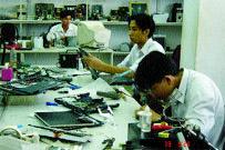 Hàng IT mang đi sửa và bảo hành dễ bị 'luộc' đồ