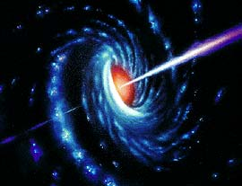 NASA lập bản đồ các lỗ đen trong vũ trụ