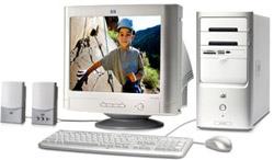 Ra mắt máy tính để bàn Dual Core của HP