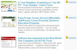 "Yahoo giới thiệu ""bookmarks xã hội"""