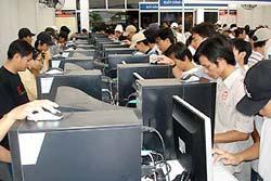 82% thanh niên Việt Nam thạo Internet