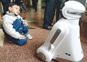 Thế giới robot tại Hàn Quốc