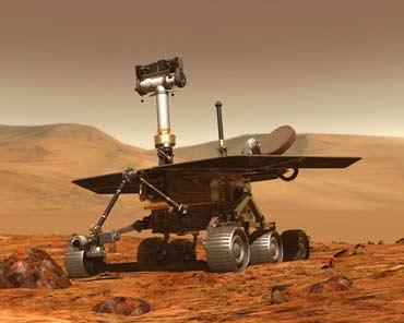 Spirit tròn 1.000 ngày trên sao Hỏa