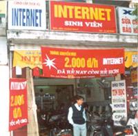 """Internet công cộng đến thời """"thoái trào"""""""