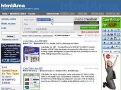 htmlArea – kho tàng cho người làm web