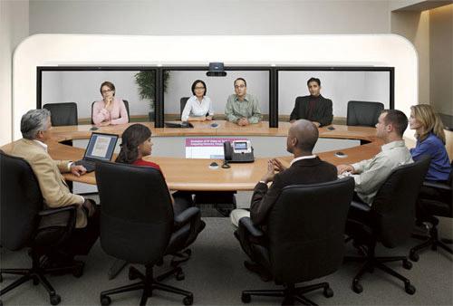 Họp trực tuyến cảm giác thực với Cisco TelePresence