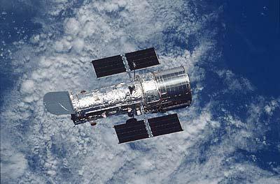 Bảo trì kính thiên văn vũ trụ Hubble