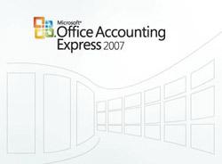 Microsoft miễn phí phần mềm kế toán Office Accounting Express 2007