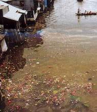 Ô nhiễm nguồn nước uống đe dọa sức khỏe người dân miền Trung