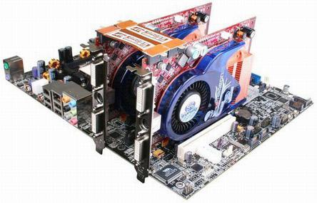 Card đồ hoạ mới của AMD và ATI