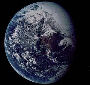 Trái Đất từng là quả cầu tuyết khổng lồ