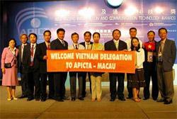 Việt Nam tham dự APICTA 2006 với 12 sản phẩm CNTT
