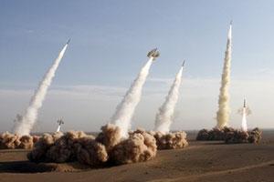 Iran trình làng 3 loại tên lửa mới