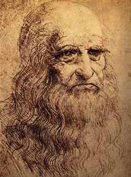 Bức họa chân dung Leonardo da Vinci