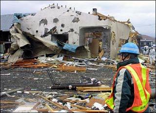 Nhật Bản: Lốc xoáy làm ít nhất 9 người thiệt mạng