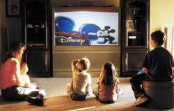 Hạn chế thời gian xem ti vi của trẻ