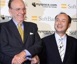 News Corp hợp tác Softbank mở MySpace tiếng Nhật