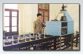 Chế tạo thành công hệ thống nhận dạng và phân loại sản phẩm