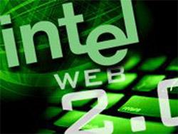 """Intel """"bơm"""" Web 2.0"""