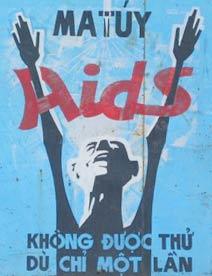 Hơn 10 triệu USD giúp Việt Nam phòng chống HIV/AIDS
