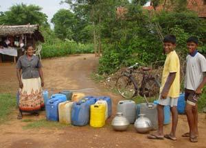 UNDP: Thế giới có 2,4 tỷ người thiếu nước sạch