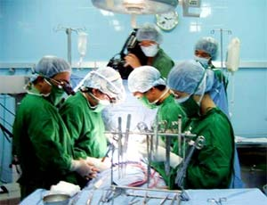 Hàn Quốc tài trợ 35 triệu USD xây bệnh viện đa khoa