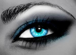 Mắt người có sức hút kỳ lạ