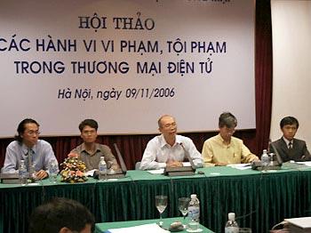 Tội phạm tin học Việt Nam dễ bắt, khó xử