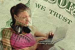 Làm sao để ''cày tiền'' từ blog?