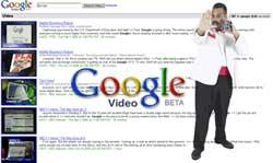 Google Video chuẩn bị hầu toà