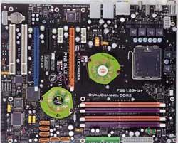 ECS trình làng mainboard cho Windows Vista