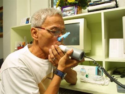 Bệnh phổi tắc nghẽn mãn tính: Khó thở nhưng không vô vọng!