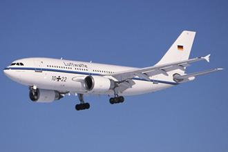 Chiếc chuyên cơ mang tên Theodor Heuss thường được dùng để chở tổng thống Đức. Ảnh: Airliners.