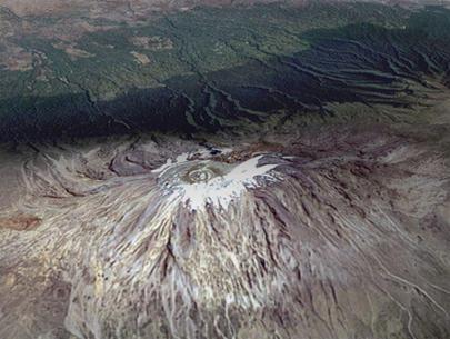 Tuyết trên đỉnh Kilimanjaro sẽ không còn là vĩnh cửu