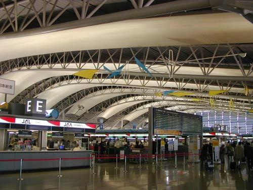 Phi trường quốc tế Kansai