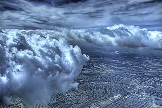 Con người khiến bão ngày càng hung dữ