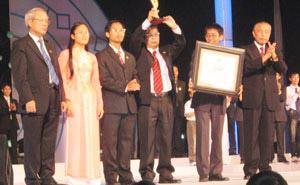 Công bố và trao giải cuộc thi Nhân tài Đất Việt 2006