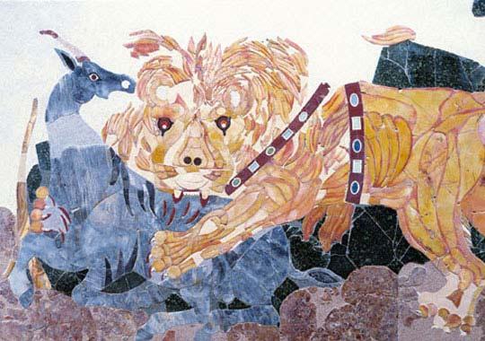 Phơi bày tác phẩm nghệ thuật độc đáo thời La Mã